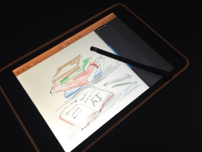 Notebooks on iPad