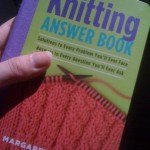 Knitting questions